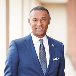 Johnny C. Taylor, Jr., President and CEO at the Society for Human Resource Management,