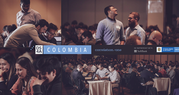 Correlation One runs data science training programs in Colombia, Argentina, Mexico, and Brazil
