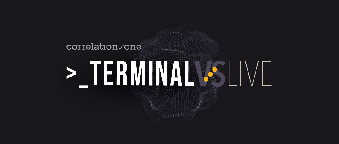 data science competition. Terminal live. AI coding competition.