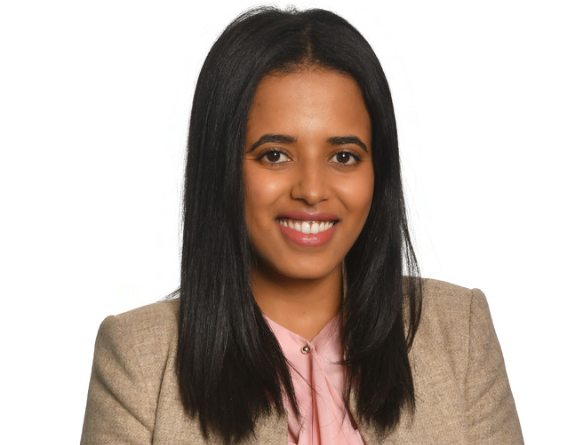 Tsion Hermesis Head of Strategy & Execution at MilliporeSigma, and a mentor forDS4A / Empowerment.