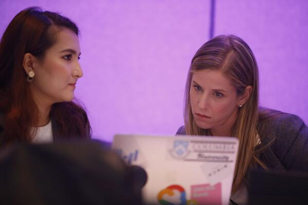 The Importance of Mentorship. Data Science for All Women's Summit. Women in Data Science. Correlation One
