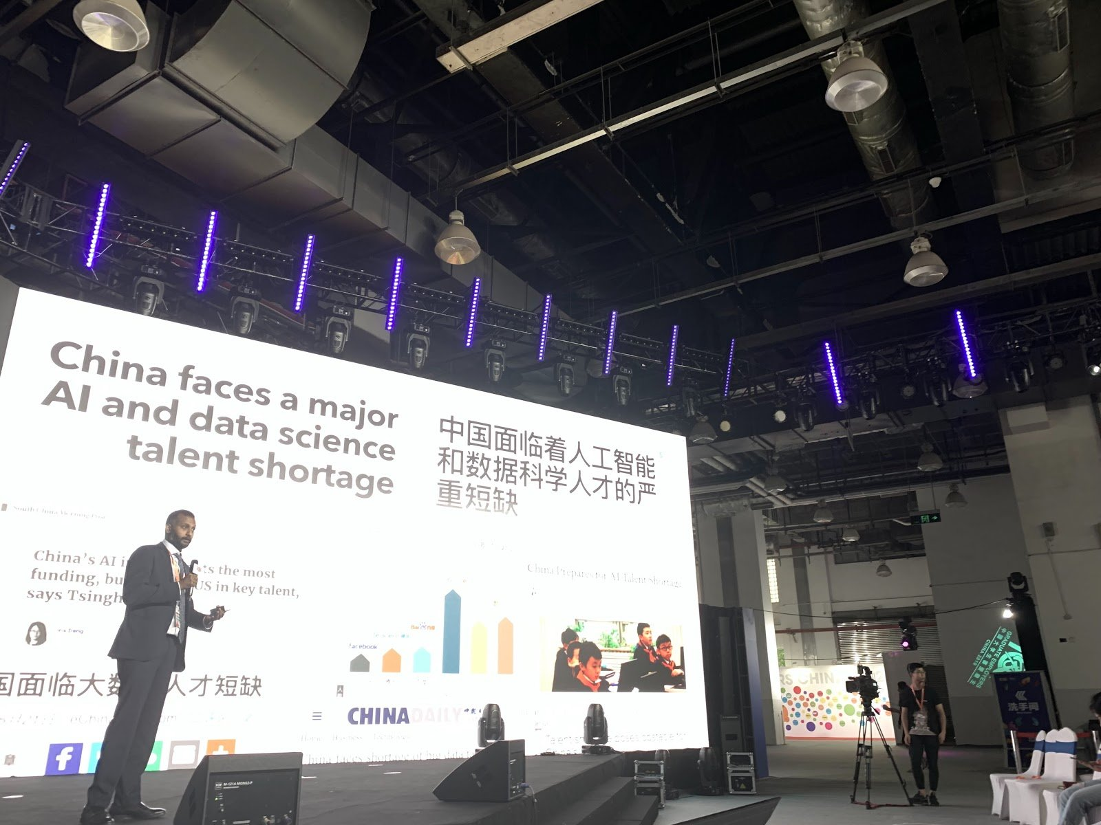 Correlation One Delivers Keynote and Launches C1 Assessments in China