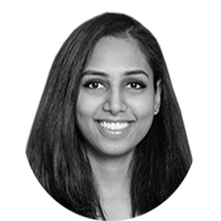Sharayu Rane, Data Science Consultant for ZS