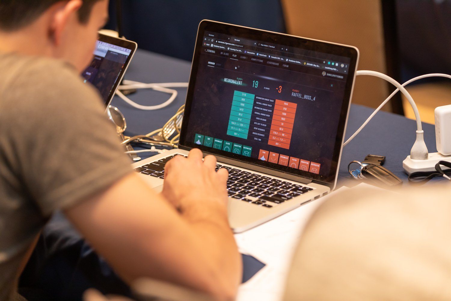 Data Science Competitions. Datathon. Data Open. Terminal Live. AI Games.