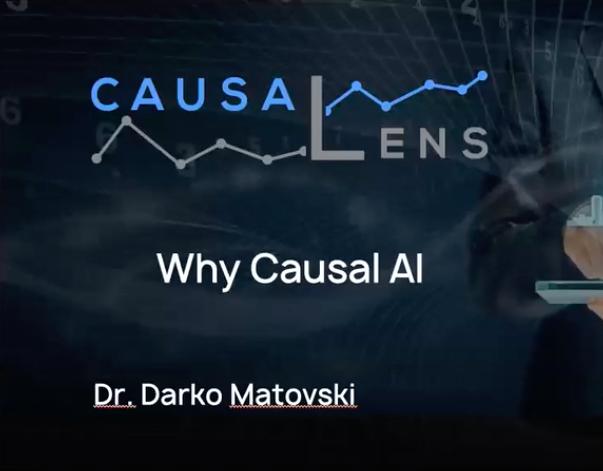Data Science @ Work: Darko Martovski, CasuaLens