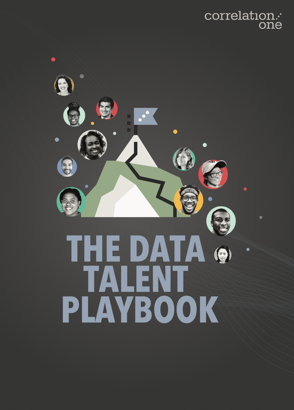 The Data Talent Playbook from Correlation One_Cover
