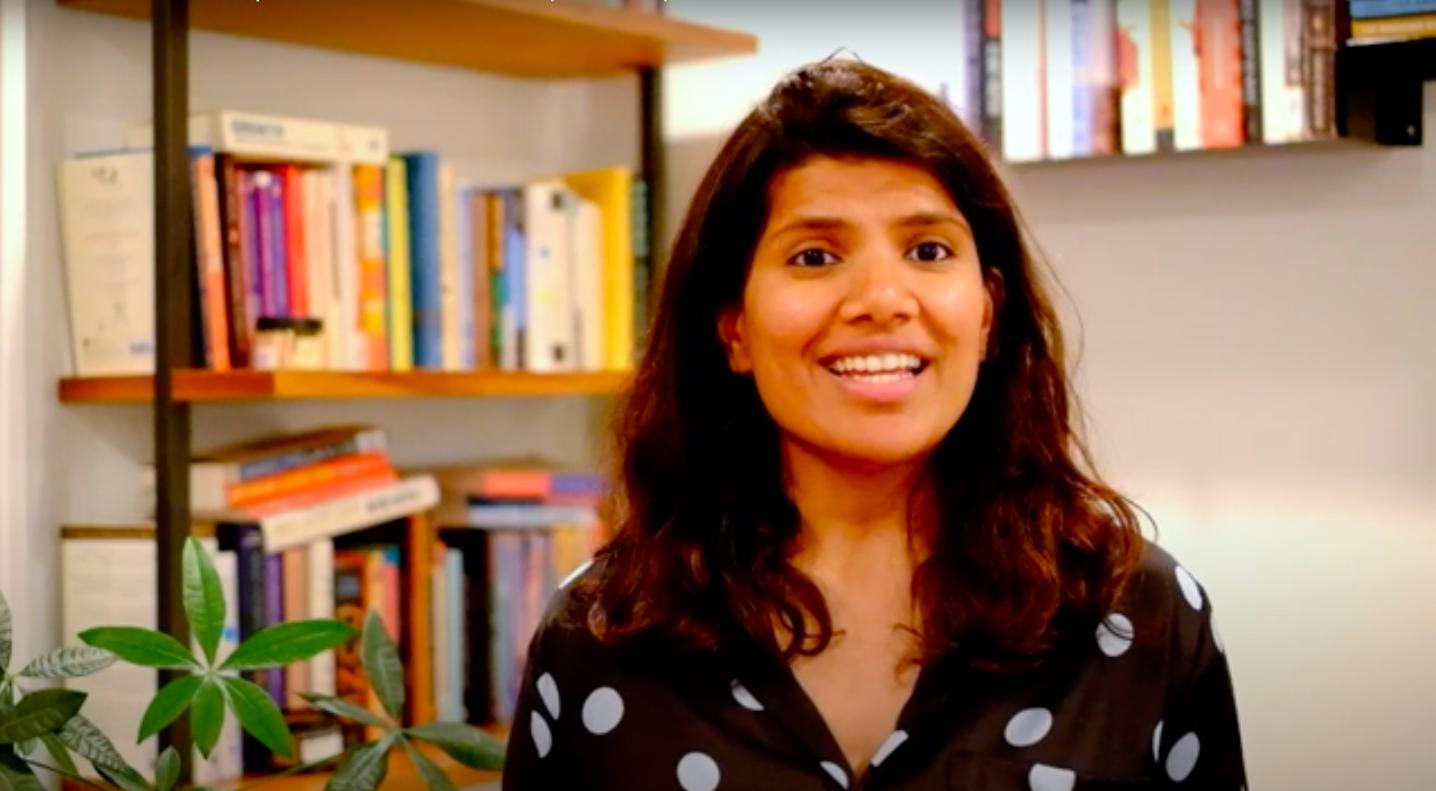 Meet Our Fellows - Divya Ramaswamy